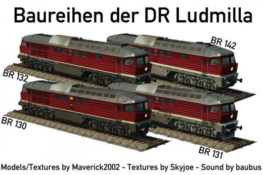 Photo of Transport Fever 2 – Ludmilla DR BR130,131,132,142