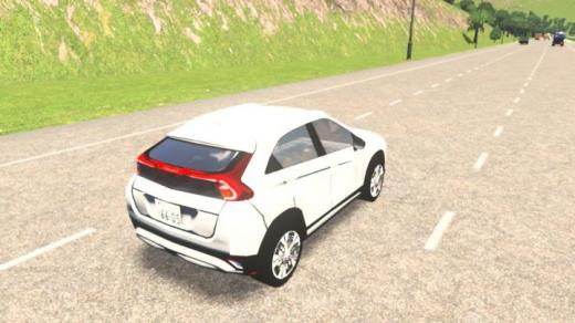 Photo of Cities: Skylines – Mitsubishi Eclipse Cross