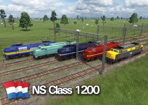Photo of Transport Fever 2 – NS Class 1200