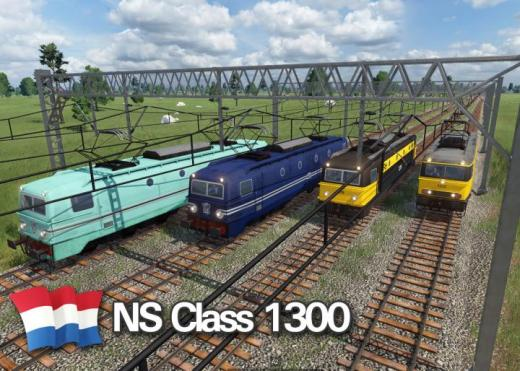 Photo of Transport Fever 2 – NS Class 1300