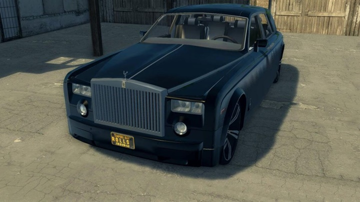 Photo of Mafia 2 – Rolls-Royce Phantom