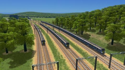 Photo of Cities: Skylines – Siemens Desiro City Class 700 – Thameslink
