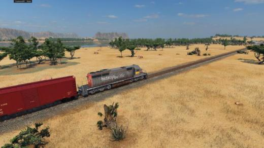 Photo of Transport Fever 2 – Southern Pacific SD40-2 Pack