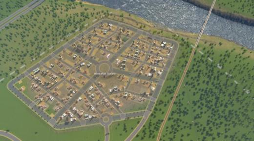 Photo of Cities: Skylines – Spring Valley Savegame