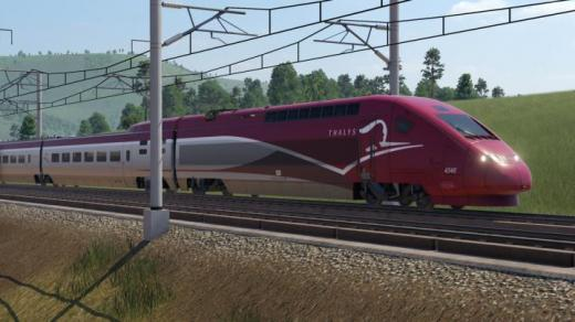 Photo of Transport Fever 2 – Thalys PBA / PBKA
