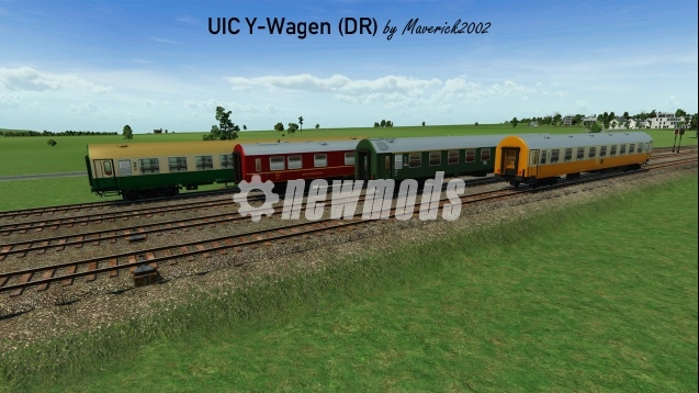 Photo of Transport Fever 2 – Uic Y-Wagen DR