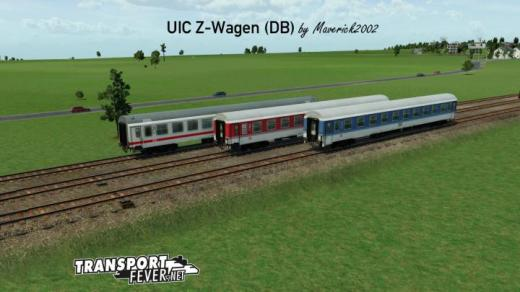 Photo of Transport Fever 2 – Uic-Z-Wagen-DB