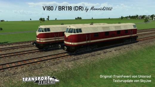 Photo of Transport Fever 2 – V180 DR