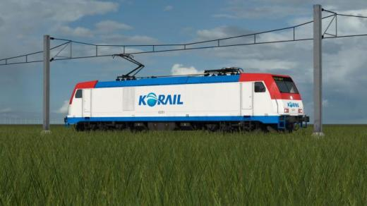 Photo of Transport Fever 2 – Addon Korail Class 8200 Electric Locomotive