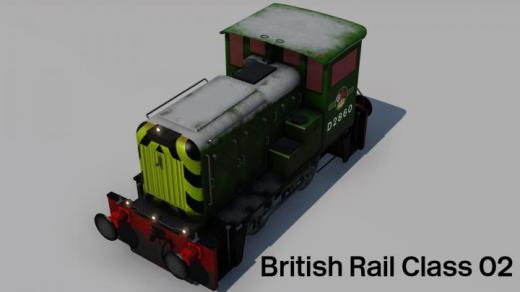 Photo of Transport Fever 2 – British Rail Class 02
