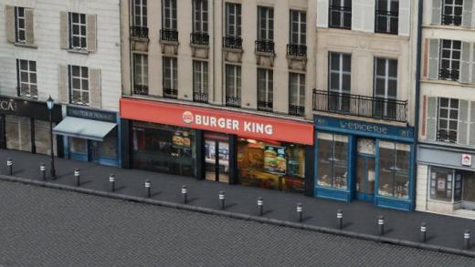 Photo of Cities: Skylines – Burger King