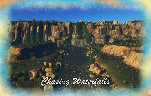 Photo of Cities: Skylines – Chasing Waterfalls Map