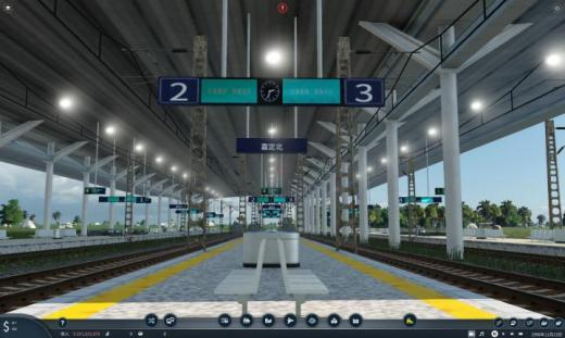 Photo of Transport Fever 2 – CR-like Style Train Station Plus