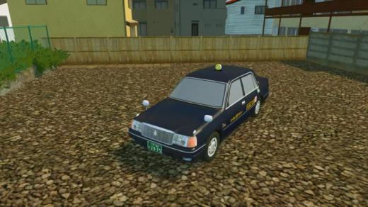 Photo of Cities: Skylines – Ford Crown Sedan Taxi 001