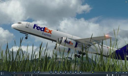 Photo of Transport Fever 2 – FedEx Boeing 757-200F