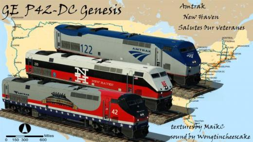 Photo of Transport Fever 2 – GE P42 DC & Pack