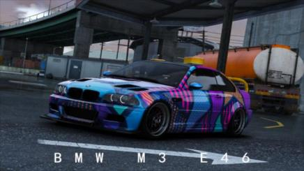 Photo of Gta 5 – Bmw M3 E46 2005