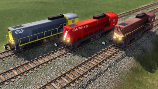 Photo of Transport Fever 2 – NS 2200