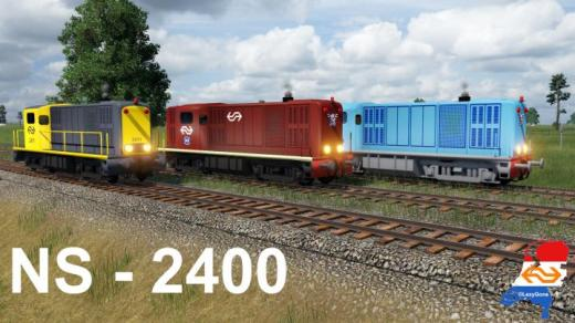 Photo of Transport Fever 2 – NS 2400