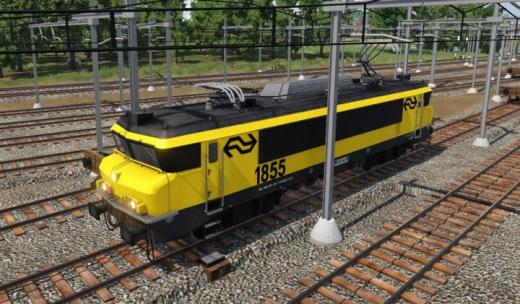 Photo of Transport Fever 2 – NS CLASS 1800