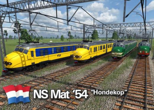 Photo of Transport Fever 2 – NS Mat 54 Hondekop
