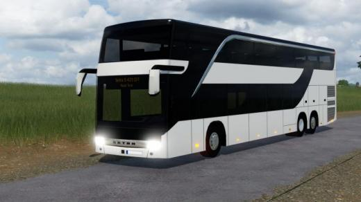 Photo of Transport Fever 2 – Setra S 431 DT Euro V
