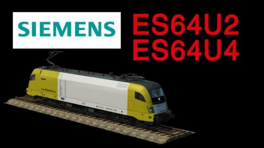 Photo of Transport Fever 2 – Siemens ES64U