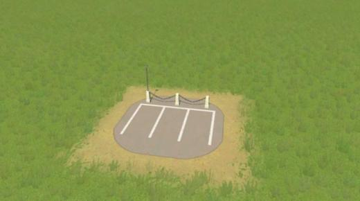 Photo of Cities: Skylines – Small Car Park 2.0