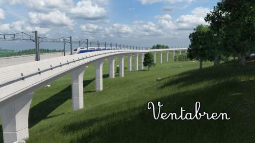 Photo of Transport Fever 2 – Ventabren Railway Viaduct