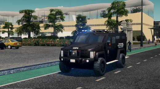Photo of Cities: Skylines – 2018 Lapd Lenco Bearcat G2 Swat Truck