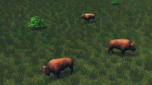 Photo of Cities: Skylines – Bison Spawn