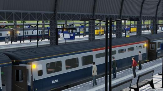 Photo of Transport Fever 2 – British Rail Mk 3 Coaches