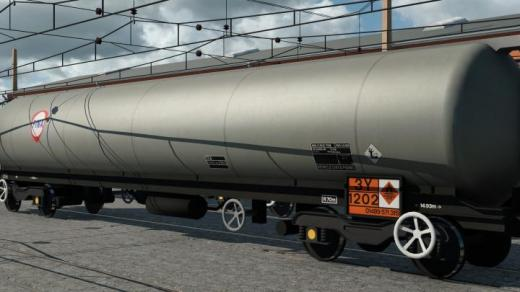 Photo of Transport Fever 2 – British Rail TEA Tanker