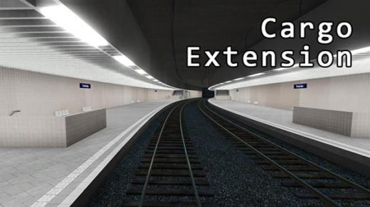 Photo of Transport Fever 2 – Cargo Extension for Underground Station
