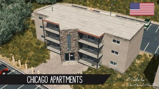 Photo of Cities: Skylines – Chicago Apartments