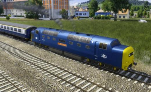 Photo of Transport Fever 2 – Class 55 BR Deltic