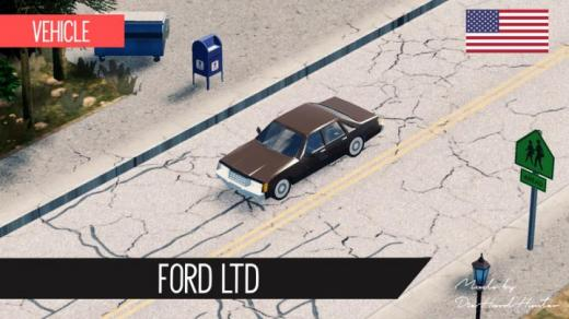 Photo of Cities: Skylines – Ford LTD