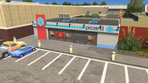 Photo of Cities: Skylines – French Shop : Picard
