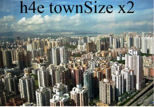 Photo of Transport Fever 2 – H4e TownSize x2
