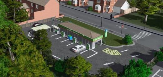 Photo of Cities: Skylines – Imo Car Wash