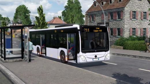 Photo of Transport Fever 2 – Mercedes-Benz Citaro C2