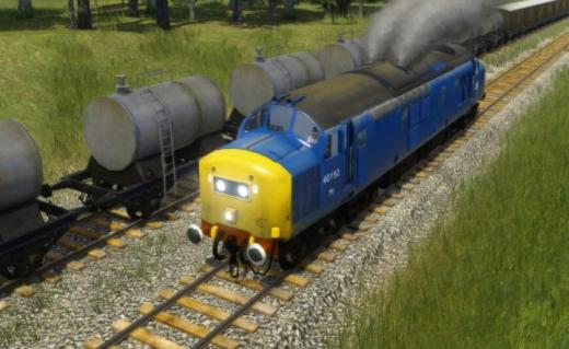 Photo of Transport Fever 2 – PD Class 40 Diesel (Using KKs Class 37)
