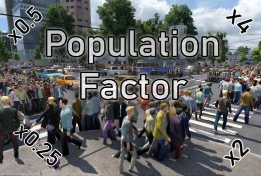 Photo of Transport Fever 2 – Population Factor