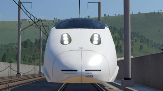 Photo of Transport Fever 2 – Shinkansen 800