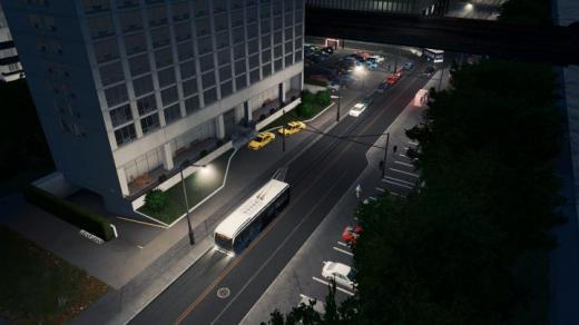 Photo of Cities: Skylines – Trolleybus Road Two Way & North American Version