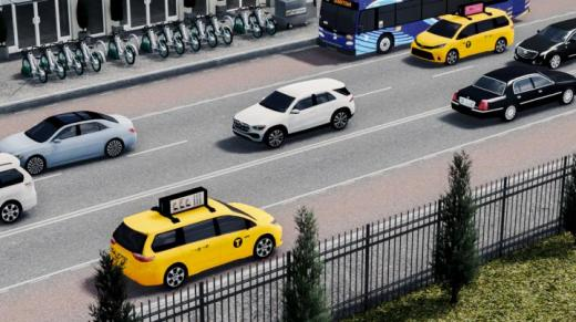 Photo of Cities: Skylines – 2020 Mercedes Benz GLE 4Matic