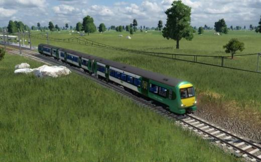 Photo of Transport Fever 2 – Class 170 Southern Rail