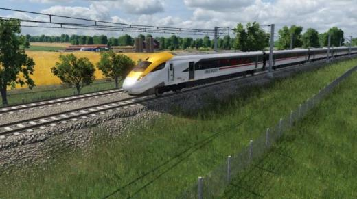 Photo of Transport Fever 2 – Class 800 Intercity 250