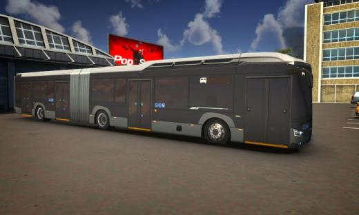Photo of Cities: Skylines – D3S Scania Citywide BEV Articulated 19