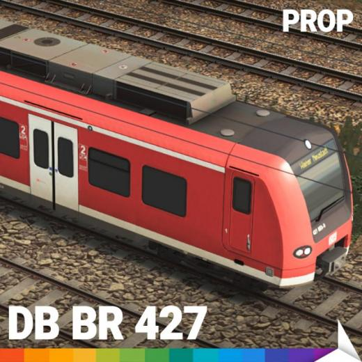 Photo of Cities: Skylines – DB 427-003 [Prop]